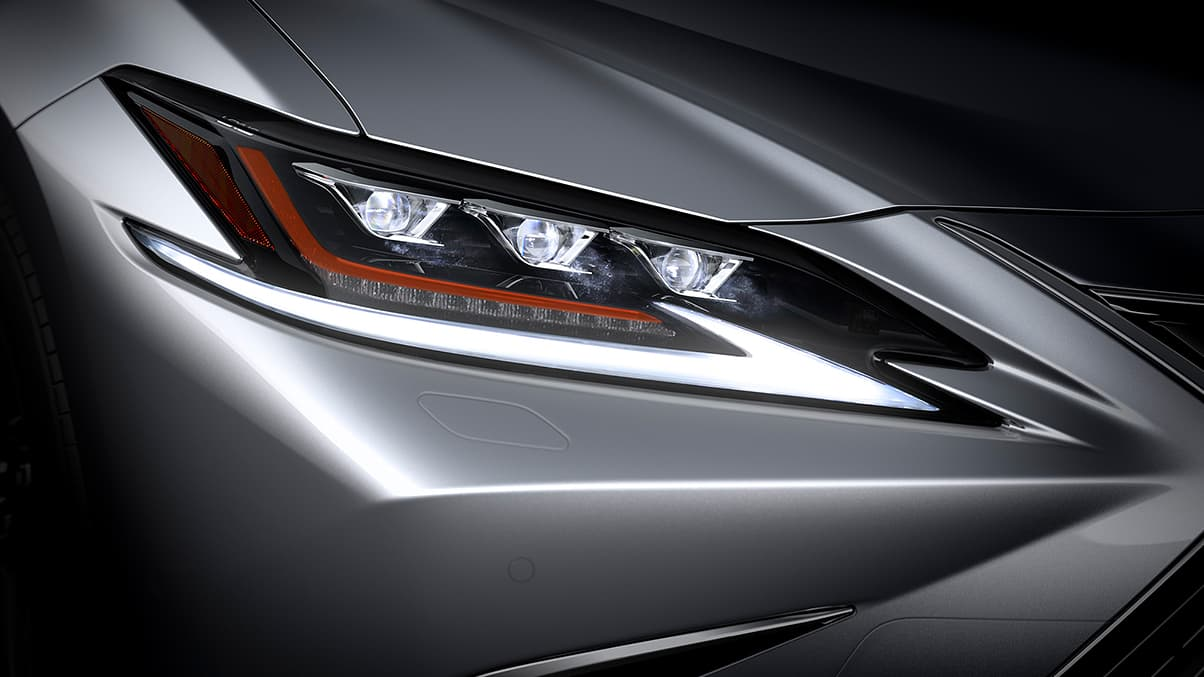 Lexus Of Ft Wayne New Dealership In 46804 Adaptive Lighting System For Automobiles Premium Triple Beam Led Headlamps With Front