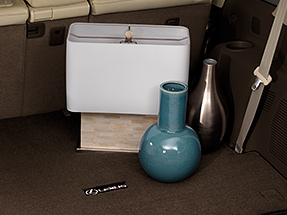 Carpet cargo mat for Lexus GX