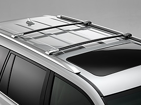 2018 Lexus GX Accessory: Roof Rack Cross Bars