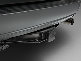 Lexus GX Accessory – TOW HITCH RECEIVER