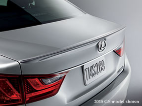 Lexus GS Accessories Thumbnail