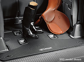2017 Lexus LX Accessory: All-Weather Floor Mat