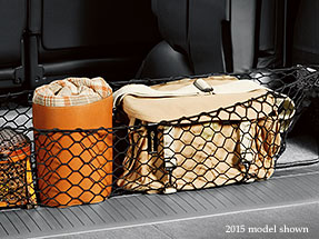 2017 Lexus LX Accessory: Envelope Cargo Net