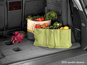 2017 Lexus LX Accessory: Carpet Cargo Mat