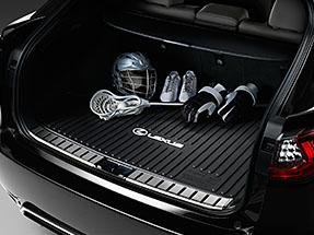 Lexus RX Accessory: All-Weather Cargo Mat