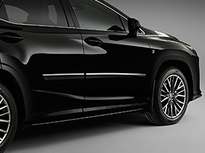 2017 Lexus RX Accessory: Body-Side Moldings