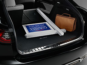 Lexus RX Accessory: Carpet Cargo Mat