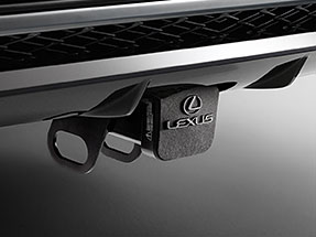 2018 Lexus RX Accessory: Tow Hitch Receiver