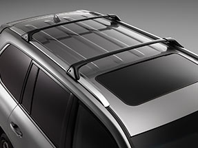 2017 Lexus LX Accessory: Roof Rack Cross Bars