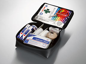 First aid kit available for the 2020 NX.