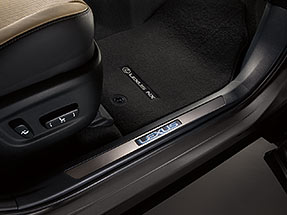 Lexus NX Accessories Thumbnail