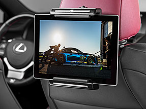 2018 Lexus RX Accessory: Universal Tablet Holder