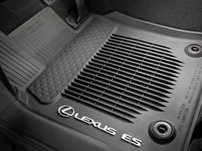 ALL-WEATHER FLOOR LINERS.