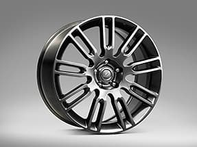 Lexus RC Accessory – F SPORT ACCESSORY 19-INCH SPLIT-NINE-SPOKE ALLOY WHEELS