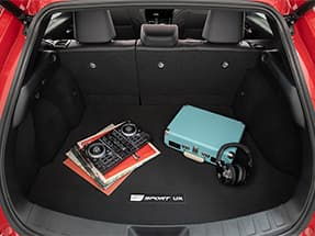 Lexus UX Accessory – CARPET CARGO MAT.