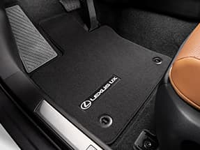 Lexus UX Accessory – CARPET FLOOR MATS.