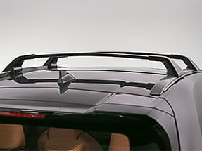 Lexus UX Accessory – ROOF RACK CROSS BARS.