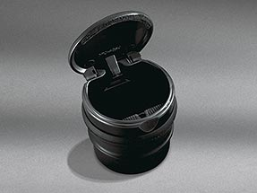 Coin holder / Ashtray cup available on the 2020 RC F.