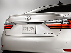 Lexus ES Accessories Thumbnail