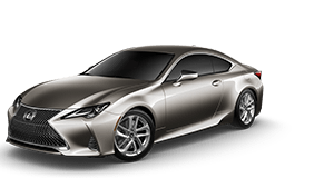 Lexus Coupe Models