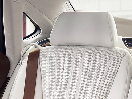 Image of BUTTERFLY POWER-RETRACTABLE HEADRESTS