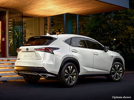 The Lexus Nx Hybrid Is Packed With Comfort Jump Right In