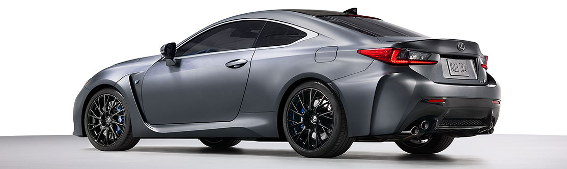 "RC F 10<span style=""text-transform:lowercase"">th</span> ANNIVERSARY SPECIAL EDITION"