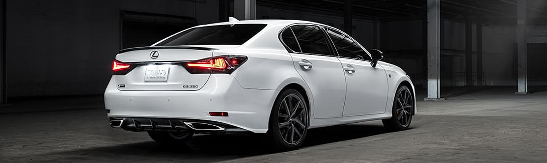 Image of GS 350 F SPORT BLACK LINE SPECIAL EDITION