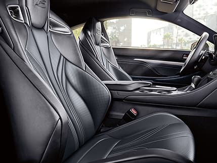 Image of HEATED AND VENTILATED FRONT SEATS