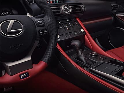 Image of TRACK EDITION INTERIOR STYLING