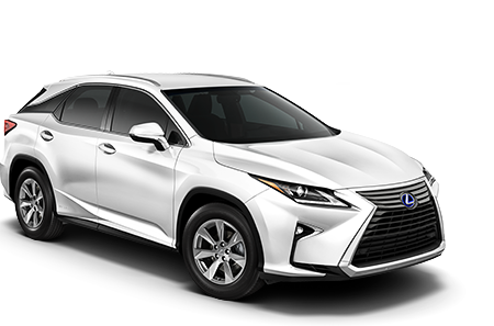 2017 Lexus RX  Luxury Crossover  Specifications  Lexuscom