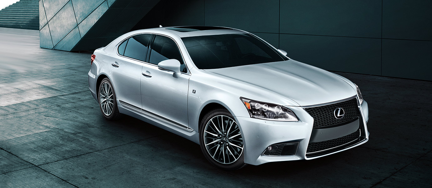 sale performancedrive sport including with for lexus revealed f ls