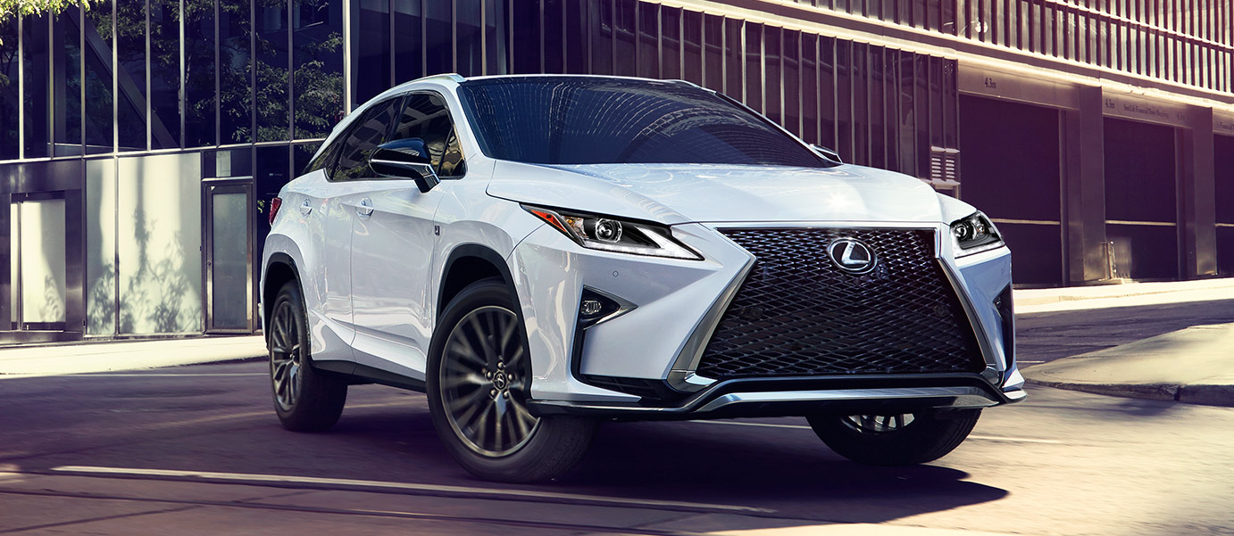 2016 lexus rx - luxury crossover - certified pre-owned