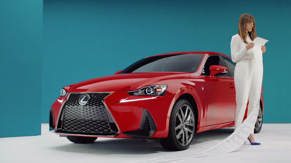 There S Nothing Hotter Than Cold Rationality Discover What Makes L Certified By Lexus Stand Apart