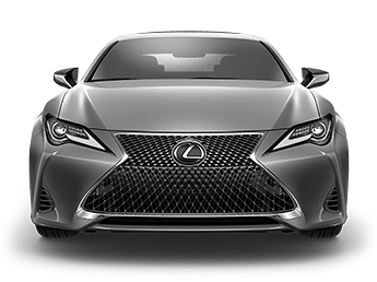 2019 Lexus RC luxury