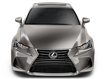 2020 Lexus IS luxury