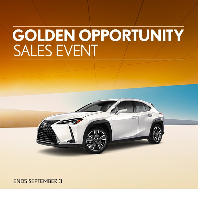 Find Lexus Incentives in Houston TX | Sterling McCall Lexus Clear Lake