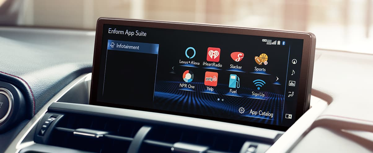 Lexus Enform App Suite 2.0