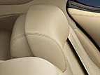 Lexus LS Comfort and Design Features