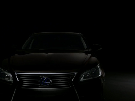 Lexus LS Technology Features Detail