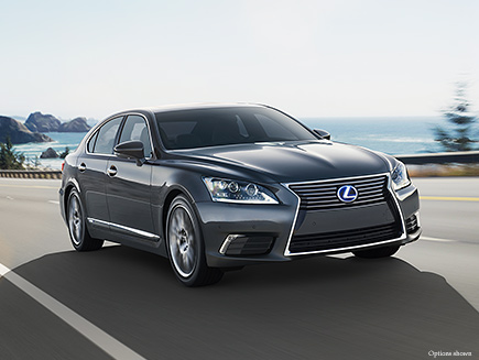Lexus LS Performance Featured Package