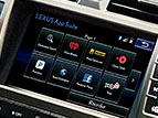 LEXUS ENFORM APP SUITE