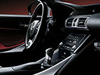 Lexus IS Performance Features Detail
