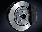 HIGH-PERFORMANCE F SPORT BRAKES