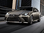 Lexus GS Technology Features Icons