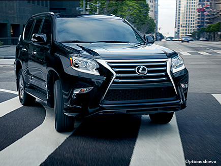 Lexus GX Safety Features