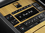 REAR-SEAT CLIMATE AND AUDIO CONTROLS