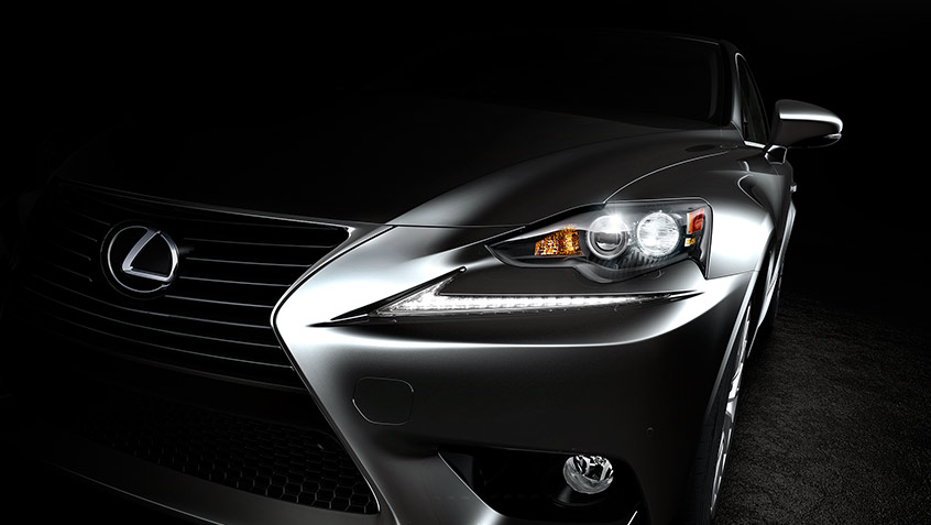 Lexus IS Luxury Sedan Options and Packages Expanded