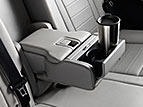 REAR ARMREST STORAGE COMPARTMENT