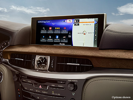 2018 lexus technology.  lexus the complimentary lexus enform app suite offers access to your favorite  mobile applications through vehicleu0027s centerconsole display for 2018 lexus technology